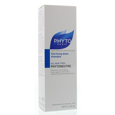 Phyto Paris Phytoneutre shampoo