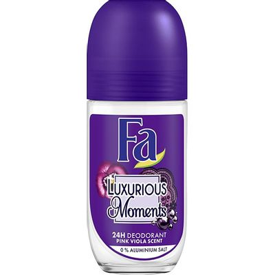 FA Deodorant roller luxurious moments