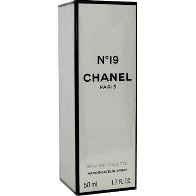 Chanel No 19 eau de toilette vapo female