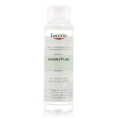 Eucerin Dermo pure micellair water