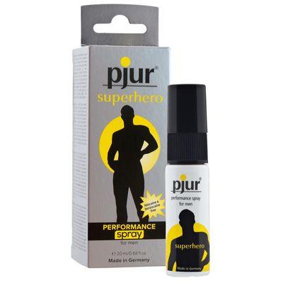 Pjur Superhero spray glijmiddel
