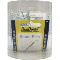 Duodent Interdentaal borstel super fine 0.6