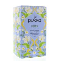 Pukka Org. Teas Relax thee