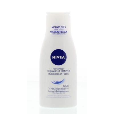 Nivea Visage waterproof oog makeup remover