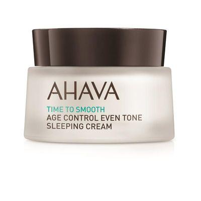 Ahava Age control even tone sleeping creme