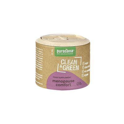 Purasana Clean & green menopauze comfort