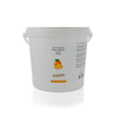 Ginkel's Body pakking sweet orange