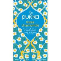 Pukka Org. Teas Three chamomile
