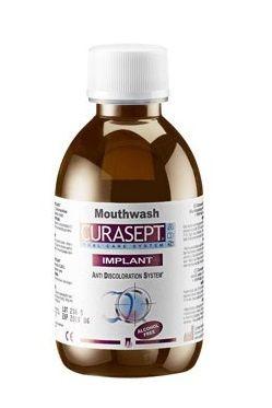 Curasept Implantaat chloorhexidine 0,20% mondspoeling