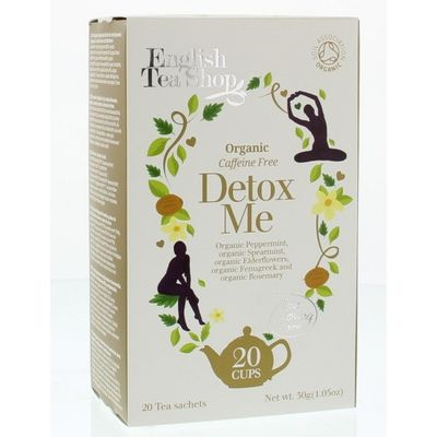 English Tea Shop Detox me
