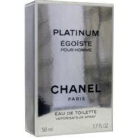 Chanel Egoiste platinum eau de toilette vapo man