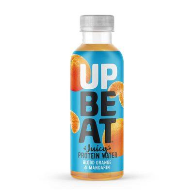 Upbeat Fruit juice drink blood orange & mandarin