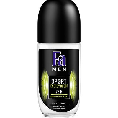 FA Men deodorant roller sport energy boost