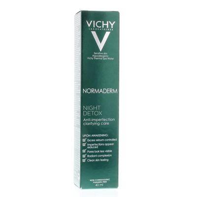 Vichy Normaderm nacht detox
