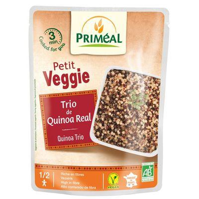 Primeal Petit Veggie Quinoa gekookt trio