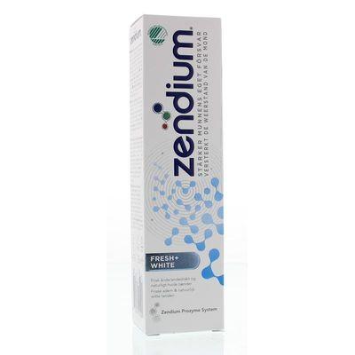 Zendium Tandpasta fresh whitener
