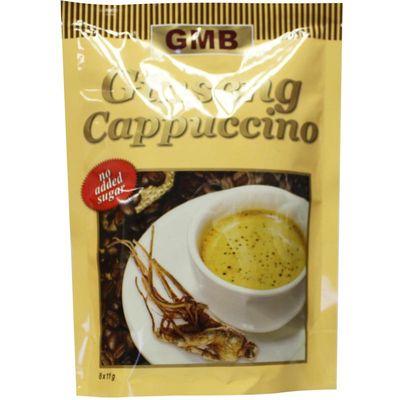 GMB Ginseng cappuccino zonder toegevoegd suiker