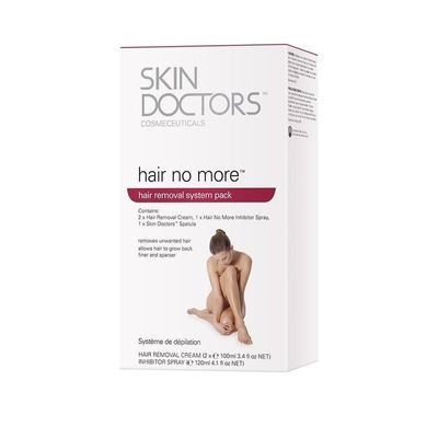 Skin Doctors Hair no more system pack