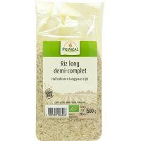 Primeal Halfvolkoren langgraan rijst