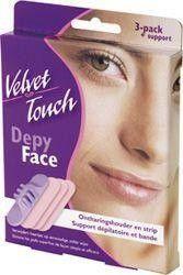 Velvet Touch Depi-face gezicht