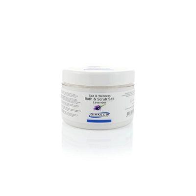 Ginkel's Bath & scrub salt lavender