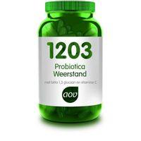 AOV 1203 Probiotica weerstand (v/h 1112)