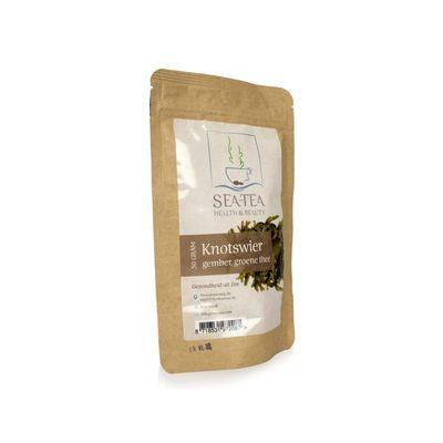 Sea Tea Knotswier met gember en groene thee