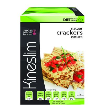 Kineslim Crackers