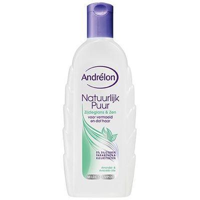 Andrelon Shampoo natuurlijk puur zijdeglans