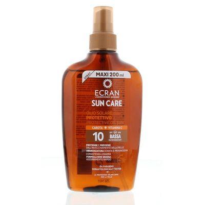 Ecran Sun oil carrot SPF 10 spray