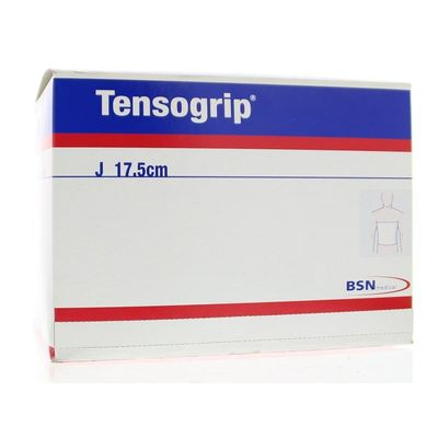 Tensogrip J 10 m x 17.5 cm wit
