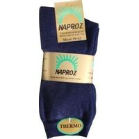 Naproz Thermo sokken 39-42 blauw