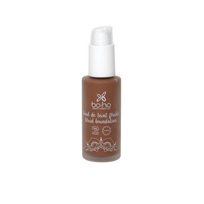 Boho Cosmetics Liquid foundation 09 cacao bio