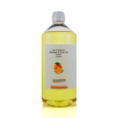 Ginkel's Massage & body oil sweet orange
