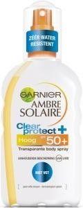 Garnier Ambre solaire clear protect SPF 50+ spray