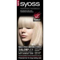 Syoss Colors creme 10-1 ice blond