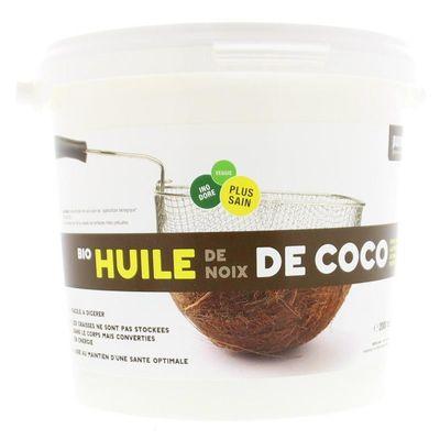 Purasana Bio kokosnootolie ontgeurd