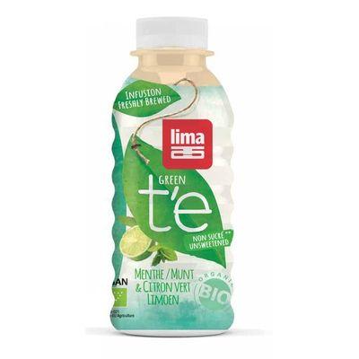 Lima Green t'e munt limoen
