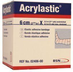 Acrylastic 2.5 m x 6 cm