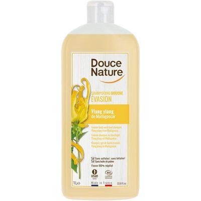 Douce Nature Douchegel & shampoo ontspannend