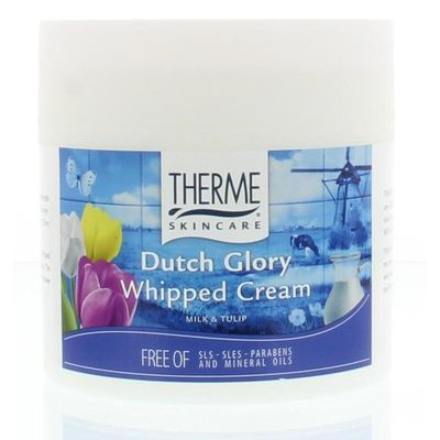 Therme Whipped cream Dutch glory