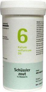 Pfluger Kalium sulfuricum 6 D6 Schussler