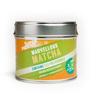 Superfoodies Matcha powder