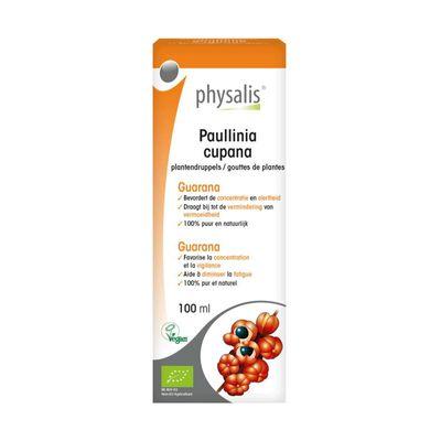 Physalis Paullinia cupana bio