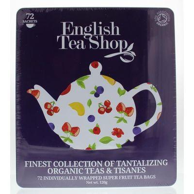 English Tea Shop Cadeaublik super fruit