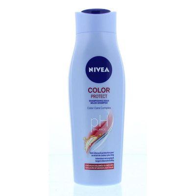 Nivea Shampoo color care & protect oil complex
