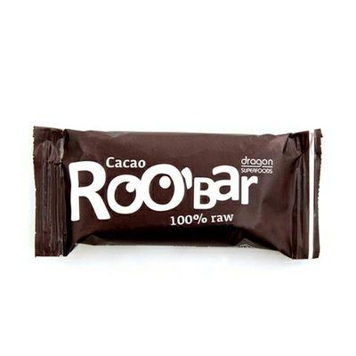 Roo Bar Cacao 100% raw