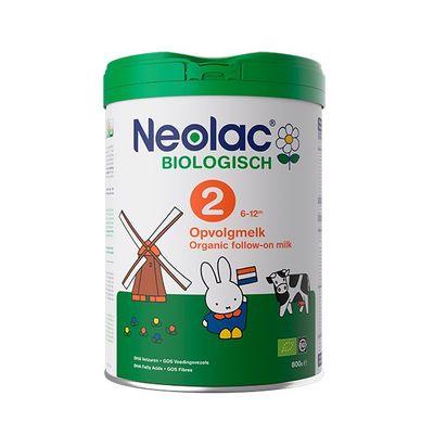 Neolac Organic Opvolgmelk 2 bio