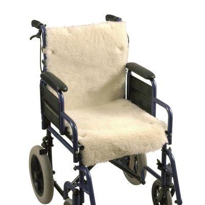 Able 2 Schapenvacht voor rolstoel 91 x 41