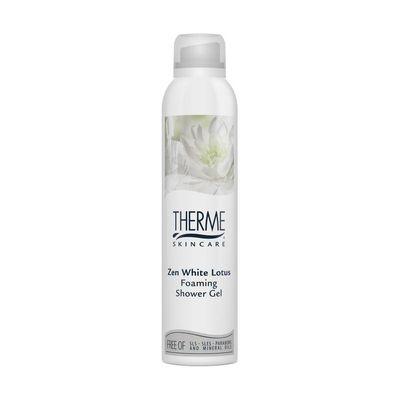 Therme Foam shower zen white lotus